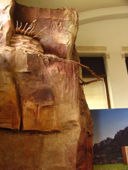 Native Cliff Dwelling by abuseofstock