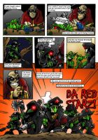 GROT UPRISING COMIC Page 3 by Proiteus