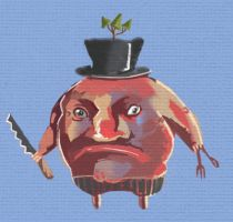 Humpty Dumpty by AndreaTamme