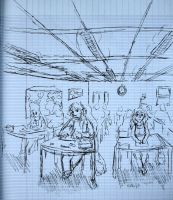 Classroom Doodle by Toothless6reach