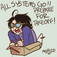 ID: ALL SYSTEMS GO by medli20