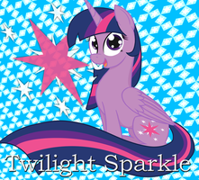 Twilight Sparkle Badge by CiscoQL