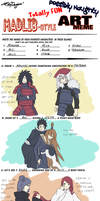 Meme -  Naruto by FireEagleSpirit