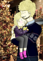 All I want for Christmas ... by CardiGirl28