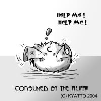 Consumed By The Fluff by Kyatto