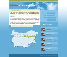 Balkan Villas And Land by webgraphix