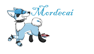 Mordecai by Loopy44