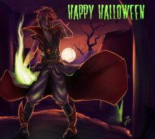 Happy Halloween! by DaniDL