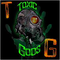 Toxic Gods logo request by Davide2889