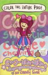 Kyary Pamyu Pamyu x Adventure Time: Candy Candy by artistang-kamote12
