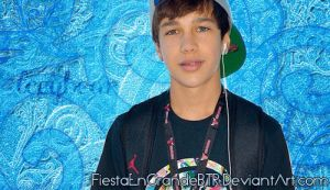 +Austin Mahone {WebCam} by FiestaEnGrandeBTR