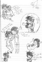more moirail doodles by Animeprincess1990