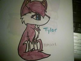 Tylor by NinjaMuffins1998