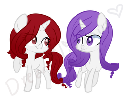 Adopt 4 - CLOSED by Dreamilicious