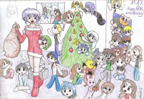 A MAXed-Out Christmas by Tozoku