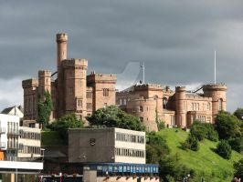 Inverness Castle by shutter-crazy