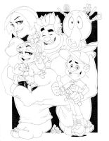 Wreck it Ralph by nctorres