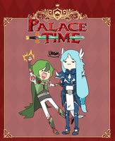 PP: ADVENTURE TIME WITH KLAUS AND LUCIANO by Maylingling