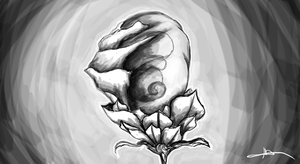 265 - Flower by Shasel