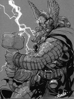 Thor by Chuckdee