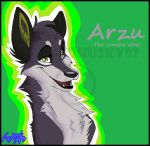 Arzu_The Jungle Wolf_ by ThechnoHusky92