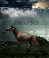 Along The Road by Artistico-Sonar