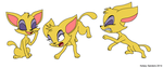 Buttercup 2014 Redesign by KelseyEdward