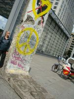 Berlin Wall by behindsilence