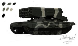 TOS-1 by dongle70