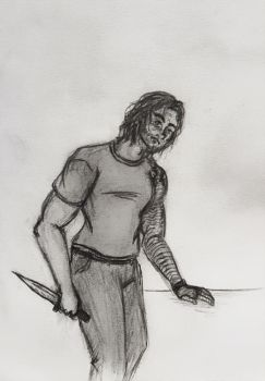 Casual Winter Soldier by Wulfe