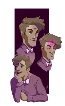 Welcome, to Night Vale by IceColdXx