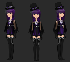 Clockwork Mystery Box 2012  Shadow Variant Outfit by jovanal