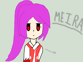 SoEW Meira by Lucaslover89