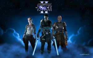 The Force Unleashed II Rebels by MoonySascha
