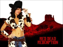 Red Dead Redemption by Stevefucx