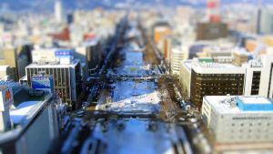 Tilt Shift Wallpaper 27 by leiyagami