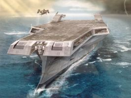 Stealth Carrier by strib