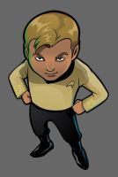 Old School Kirk by inneryoung