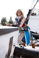 Pirate Assassin - Kenway - Black Flag by Tiffany by BabyGirlFallenAngel