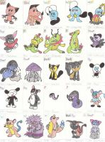 Linto Fakemon 4 by crazynutbob
