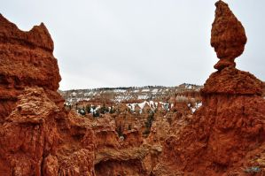 Bryce Canyon IV by Moohoodles