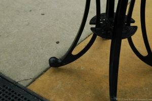 Outdoor Table by SnapShot120