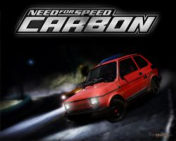 NFS Carbon Polski edition by WolfyNOS