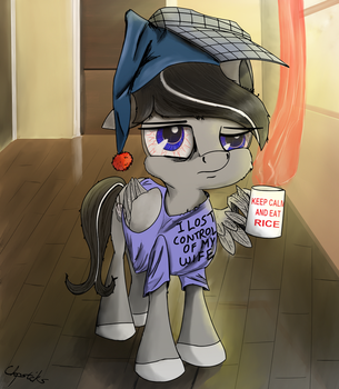 In All My Morning Glory by Chopsticks-Pony