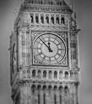 Big Ben by NINJAIWORKS