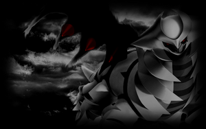 Giratina Wallpaper by Ilona-the-Sinister