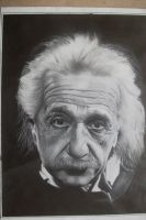 Albert Einstein the great by depoi