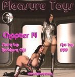 Pleasure Toys - chapter 14 cover by NorthernChill