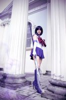 Sailor Saturn Cosplay by MaryMagika
