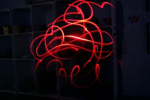 Light Graffiti test by Ghostwalker2061